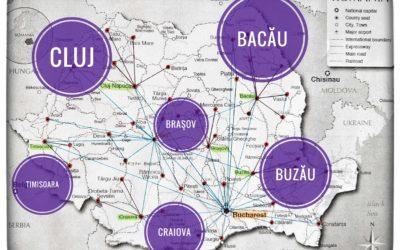 Przesyłki do Rumunii: jakimi szlakami wozimy paczki do Rumunii?