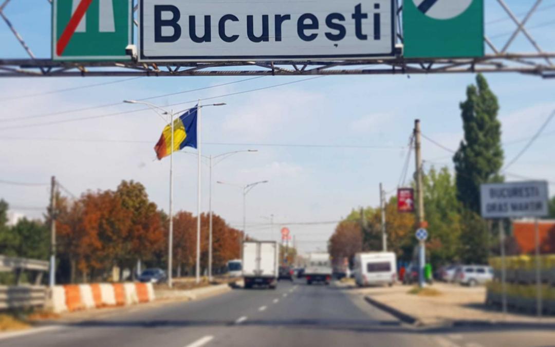 Przez Bukareszt – trzema autostradami
